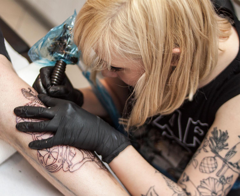 Kilka nowych tatuaży