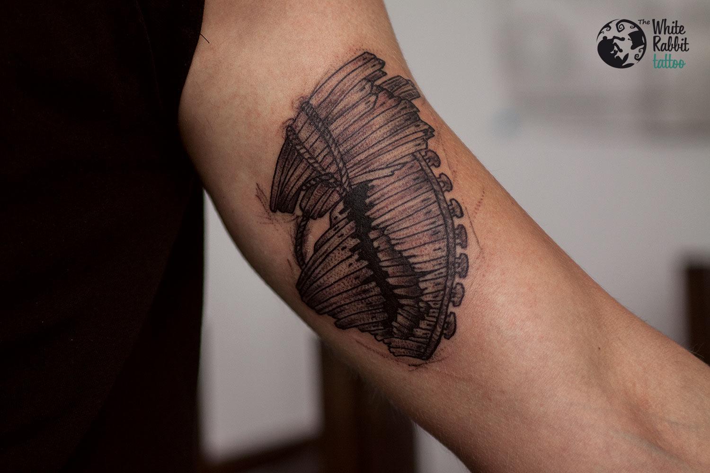 Muzyczne tatuaże