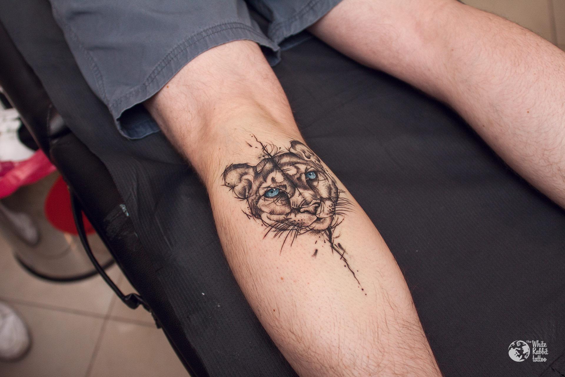 Kocie tatuaże