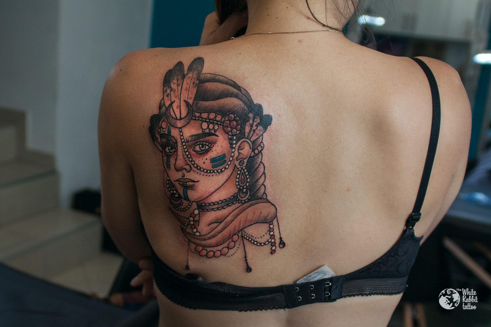 Tatuaż neotradycyjny
